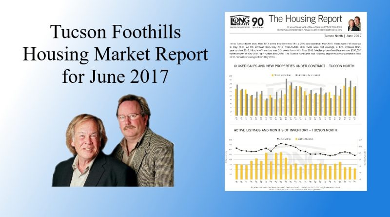2017 Mid-Year Housing Report for Tucson and Southern Arizona