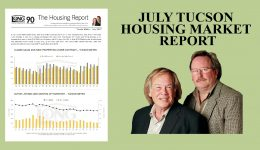 July Home Prices in Tucson, Arizona